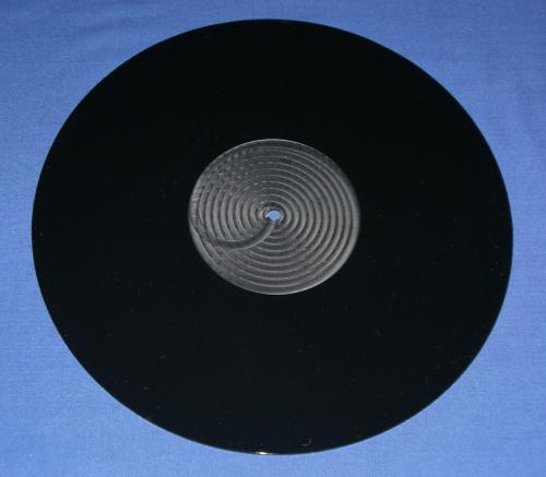 Acrylic Platter Mat Srm Tech