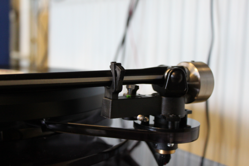 SRM HL-1 Harmonic Level Tonearm