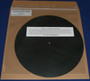 Extra Thick & Heavy Silicone Turntable Platter Mat