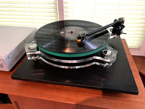 NEW!! SRM TECH Azure - DIY Turntable Using Rega Parts - Just Add Any Rega Deck!!